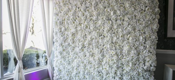 Flower Wall Rental 3