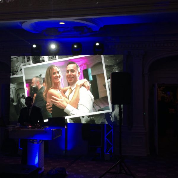 led video wall rentals nj ny ct